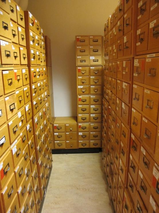 arkivkommoder