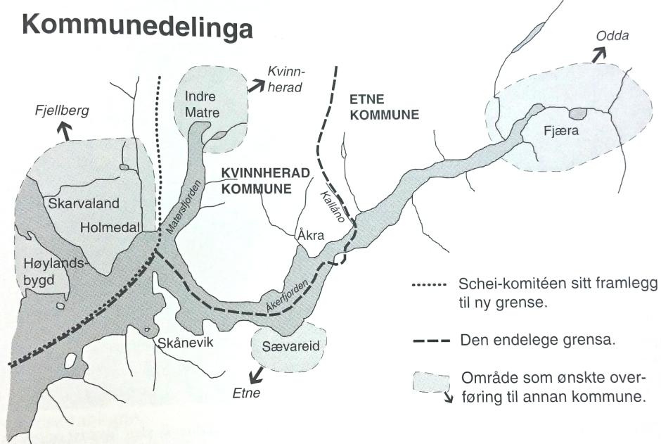 Bilde 4 kommunesammenslåinga